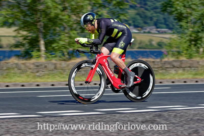 Velo Club Cumbria 25 mile TT Keswick 30 June 2018