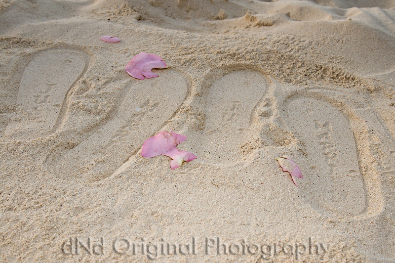 110 Wedding & Dinner - Just Married Sandle Prints.jpg