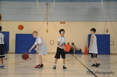 January 11, 2013 - U8 Basketball