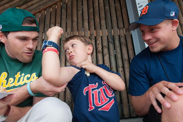 Baseball Camp 2012