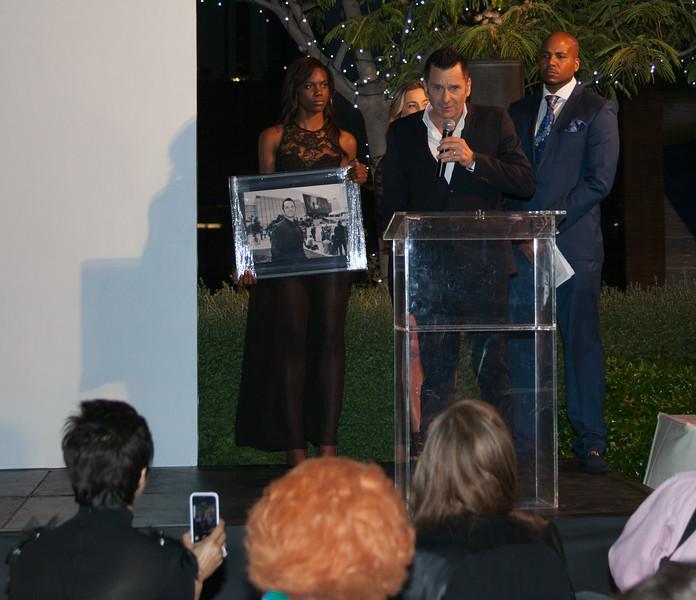 Ernie Singleton's #Salute 2014 - The Target Terrace, Los Angeles, CA