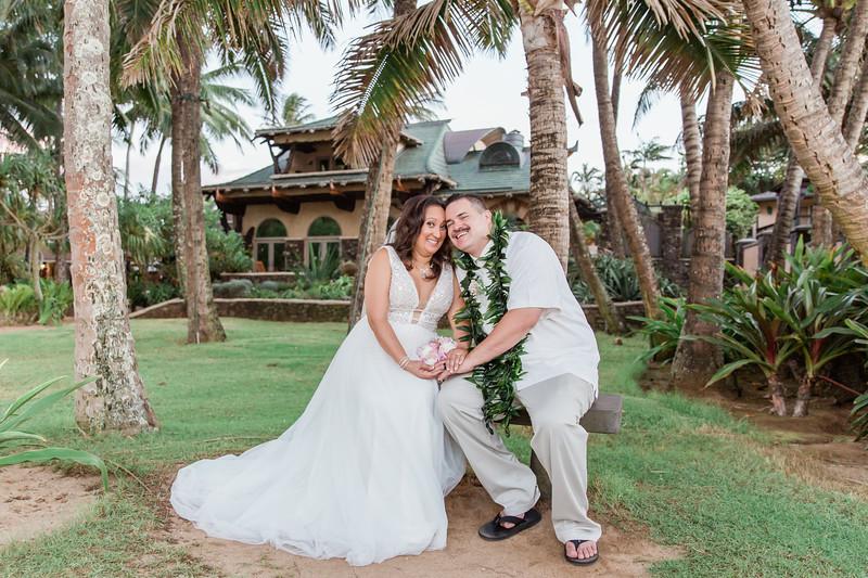 Tracie + Ikaika (Wedding)