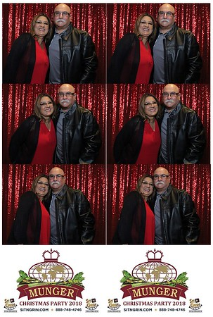 Munger Christmas Party