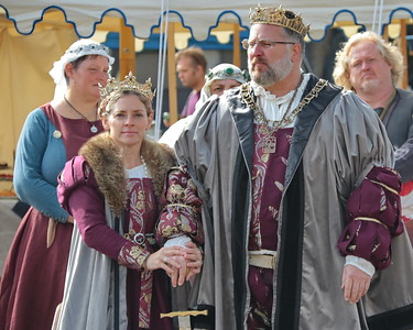 Coronation of Cuan and Signy
