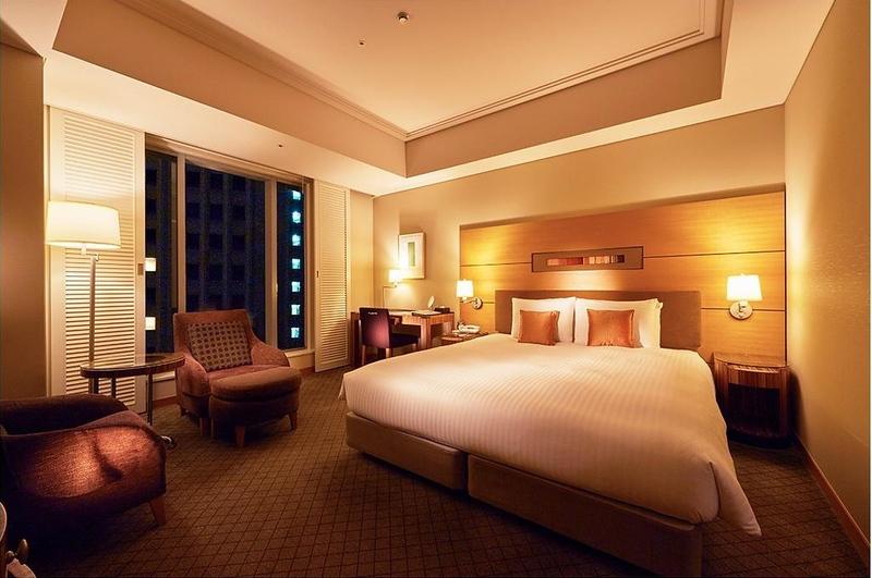 Marunouchi Hotel guest room