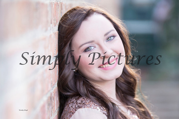 Samantha Johnson Senior 2014
