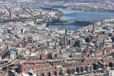 2013 04 28 Luftbilder Hamburg im April