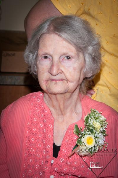 Doris's 89th Birthday