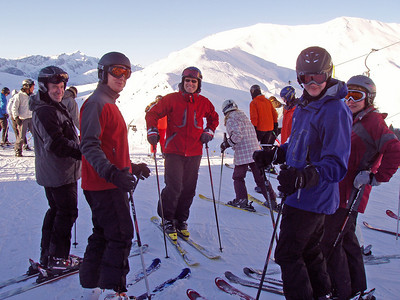 2009-01-31 Ski Adelboden