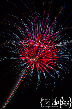 Summer - Fireworks