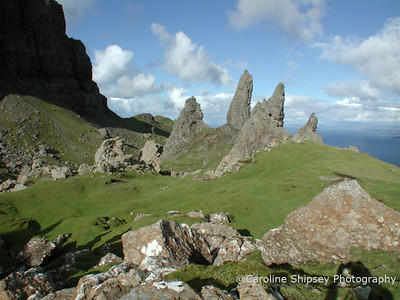Isle of Skye Landscapes from 2000