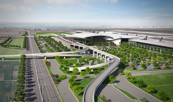 No-bid contract proposal for Long Thanh airport design draws fire