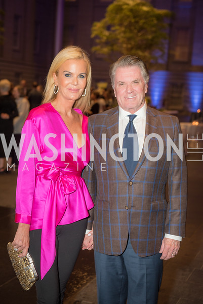 Conversation with Supermodel Patti Hansen and Ivan Shaw, National Portrait Gallery, October 11, 2018.  Photo by Ben Droz.
