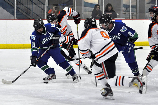 SL vs Briar Woods (2011-12)