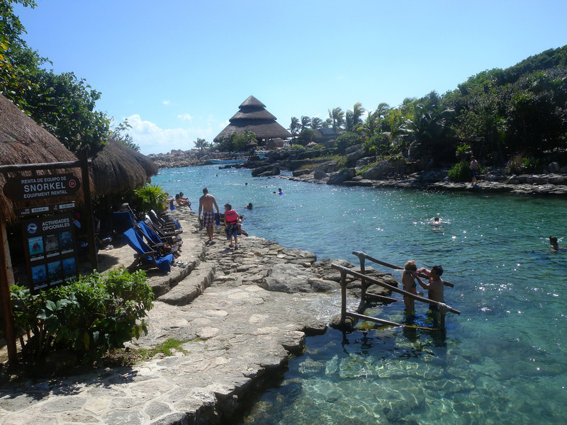 Xcaret - 6 Water Parks