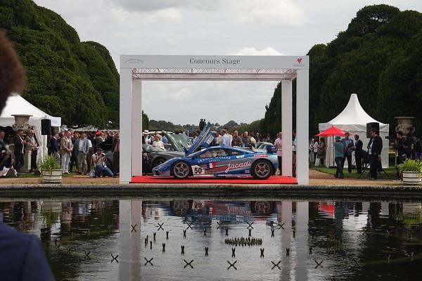 Concours of Elegance - Hampton Court 2020 - Concours Classes