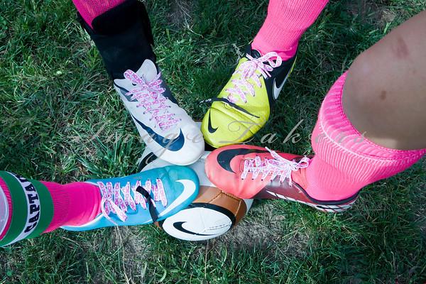 2012 Varsity Soccer v St. Mary's Pink