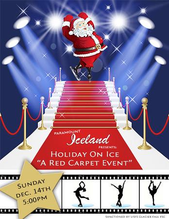 Paramount Iceland Holiday On Ice 2014