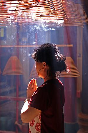 Man Mo Temple 2005