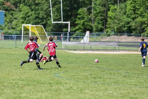 Amherst Soccer Club Memorial Day Classic 2012 - Rabid Squirrels - Warwick RI