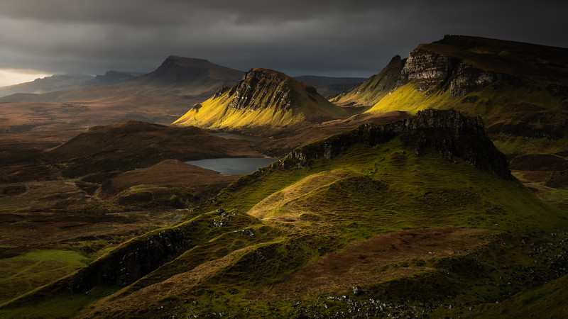 Trotternish Light