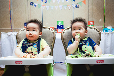 Josiah and Lucas Dol