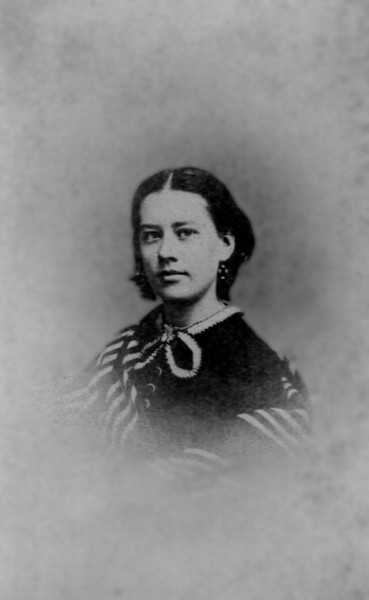 Eliza Chidgey, the future Mrs. Charles Gale, II.