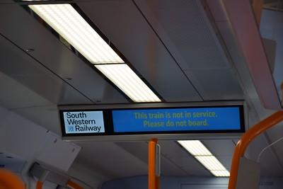 RSE: London Trip - Southern Rails