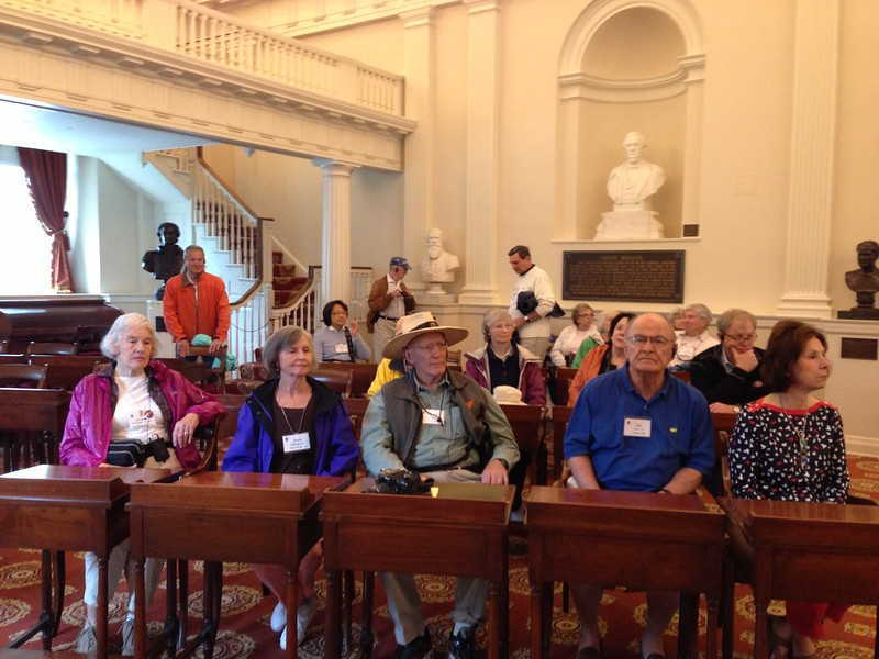 Princetonians in the Virginia State House - Leslie Rowley