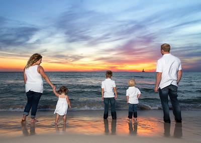 The Gregory Family Panama City Beach 2015