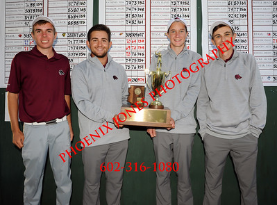 11-5-2015 - AIA D1 Boys Golf Championships