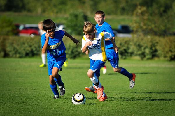 9/09/12 5th Grade Boys - Klosterman