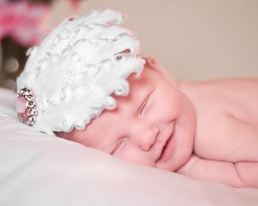 Baby Vivian! 5 days old