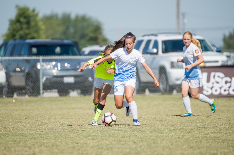 06/13/17 - Lamorinda United Navy @ San Juan ECNL (03 Girls U15)
