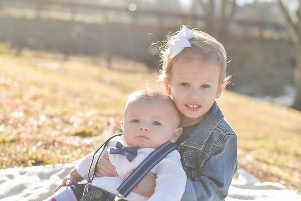 Olivia + Samuel {Christmas}