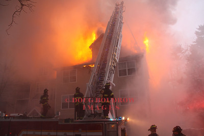 Wilmington, MA - 4th Alarm, 4121 Avalon Drive, 2-8-13