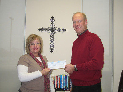 2012-11-15 LCC Check to Imm Crystal Lake Family