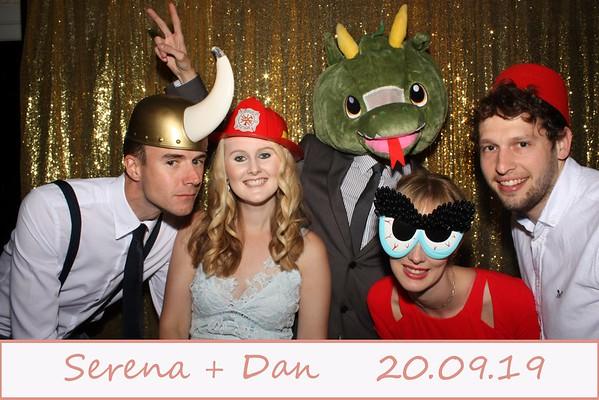 Serena + Dan