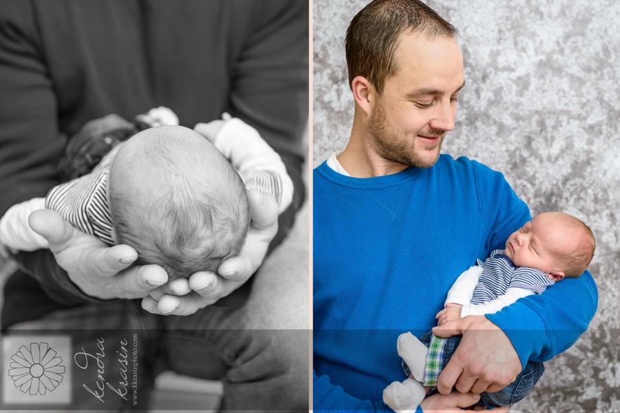 Dad + Baby