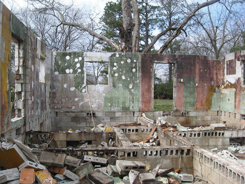 10 03-13 Removal of floor framing and demolition of walls completed.   Shane Persaud