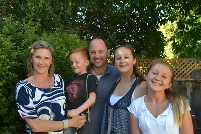 Waite family last visit 2014