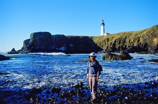 Devils Punchbowl to Yaquina Head in Elite Chrome - 2020/11/01