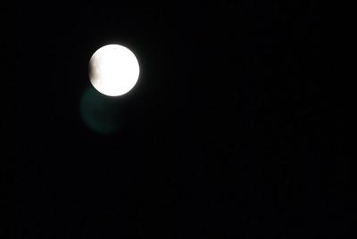 Lunar Eclipse - 27 Sep 2015