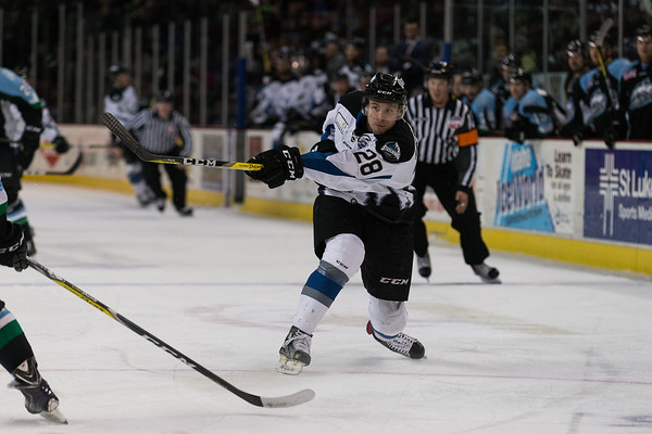 Idaho Steelheads vs Alaska Aces - 01.06.2017
