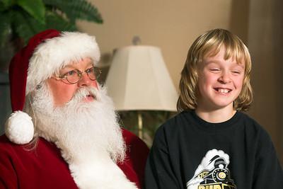 Santa Visit 2006