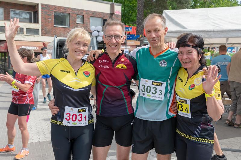 HD55 Etelä-Pohjanmaa: Tuija Katajamäki, Asko Sippola, Juha Tuomisto, Tarja Kankaanpää