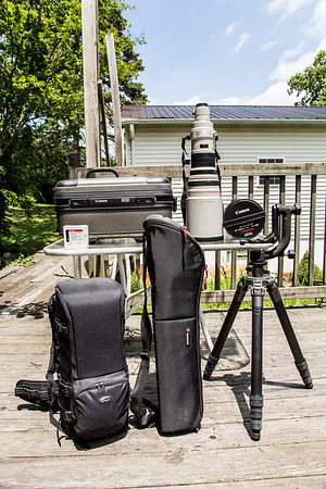 Canon Package for Jay