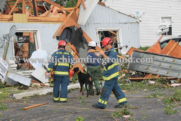 6/22/15 - Portland tornado response