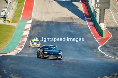#11 Black Porsche Cayman GT4