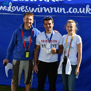 Love Swim Run - Presentation Photographs